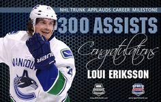 Loui Erikson Vancouver Canucks • December 16, 2016 • NHLTrunk.com