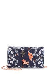 11c0dcb19 Ted Baker London Kailyn - Kyoto Gardens Grosgrain Clutch available at   Nordstrom Kyoto Garden
