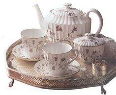 Spode China Patterns | Spode Canterbury bone china tableware at China Etc