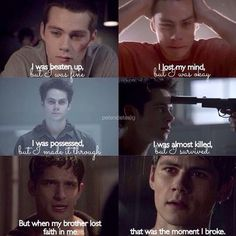 teen wolf, stiles, and dylan o'brien afbeelding