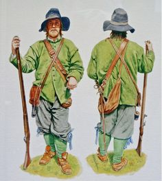 Musketeer of the Civil War. Soldiers of both sides wore similar uniforms which often led to confusion in battle. They were usually badly trained, poorly equipped and few had any experience of modern battle.
