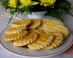 Les vrais biscuits bretons : une de mes recettes préférées de biscuits sablés