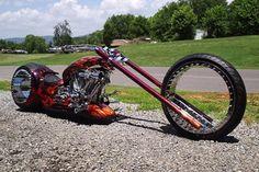 Hubless Monster Motorcycle Says Amen To Zero Spoke Design | Mark's Technology News
