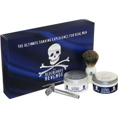 The Bluebeards Revenge Complete Range of Men's Grooming & Male Grooming products