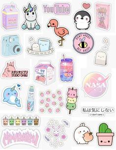 - Teen - Kawaii Stickers Kawaii sticker pack pink stickers peach stickers pastel sticker baby sticker Asian C. Stickers Kawaii, Baby Stickers, Phone Stickers, Anime Stickers, Printable Stickers, Cute Stickers, Cool Laptop Stickers, Planner Stickers, Tumblr Stickers