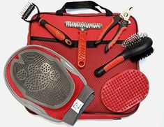 Grooming Tool Set for Dogs and Cats: Double Sided Brush Rake Comb Nail Clippe. Dog Grooming Tools, Cat Grooming, Dog Hair Removal, Dog Nail Clippers, Cat Bath, Dog Shock Collar, Dog Training Pads, Cat Fleas, Dog Shower