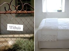 Withuis, Witklip Guest Farm Self Catering Cottages, Old Cottage, Weekends Away, Country Style, Bed Pillows, Pillow Cases, Sweet Home, Shabby Chic, Rustic