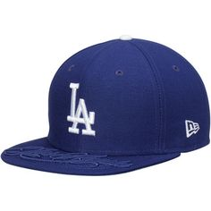 0ed679bf4fc5a Men s New Era Royal Los Angeles Dodgers Word Sway 9FIFTY Adjustable Hat