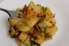 Немецкий картофельный салат классический
