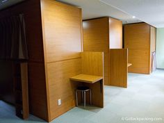 Capsule hotels in Tokyo are a commonly used accommodation by both residents and…