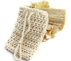 crochet soap saver free pattern - Google Search