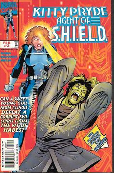 Kitty Pryde, Agent of S.H.I.E.L.D. # 3 Marvel Comics