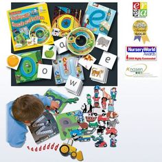 Come alive phonics sing and play pack