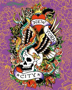 30 best images about Ed Hardy on Pinterest