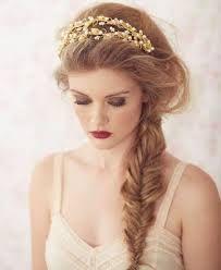 Risultati immagini per acconciatura sposa capelli lunghi