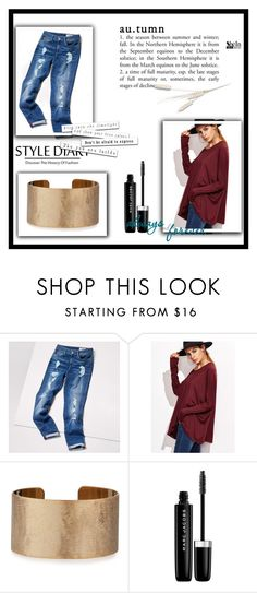 """sheinside"" by nellyfashion85 ❤ liked on Polyvore featuring Tommy Hilfiger, Panacea and Marc Jacobs"