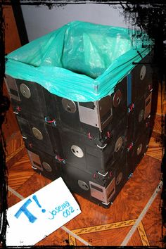 1000 images about con cds y disquettes on pinterest con - Manualidades con cd viejos ...