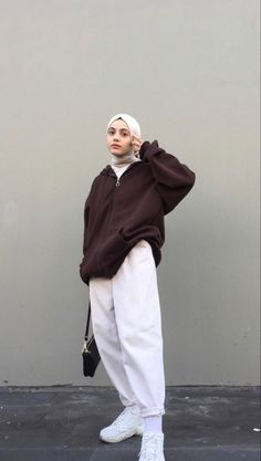 Muslim Fashion, Modest Fashion, Hijab Fashion, Fashion Outfits, Hijab Outfit, My Outfit, Fall Outfits, Casual Outfits, Star Fashion