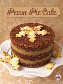 Bird On A Cake: Pecan Pie Cake