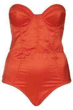 Satin Body - Lingerie   - Clothing