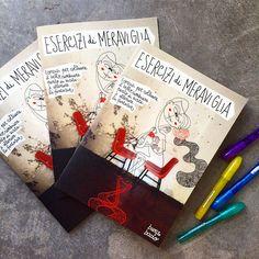 Esercizi di Meraviglia Activity book di scrittura di Burabacio