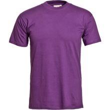 #Tshirt heren van ringgesponnen gekamd #katoen - Bedrukken met eigen logo of tekst op Bedrukken.nl