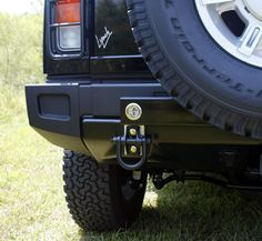 swing tire carrier hinge - Google Search