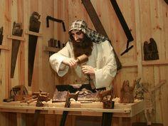 Usos e costumes do tempo de Jesus. No Maior Presépio do Mundo em movimento. A entrada é livre, todos os dias das 8h às 24h!