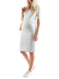 Classic Etoile Dress from Madeleine Maternity on Gilt