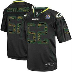 Shop for Official Mens Nike Green Bay Packers Clay Matthews Elite Camo  Fashion Black Jersey Get Same Day Shipping at NFL Green Bay Packers Team  Store. 4a14203b0