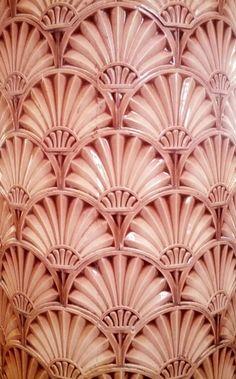GRAPHICS Motif Art Deco, Art Deco Design, Tile Design, Vintage Architecture, Architecture Details, Amazing Architecture, Architecture Design, Textures Patterns, Print Patterns