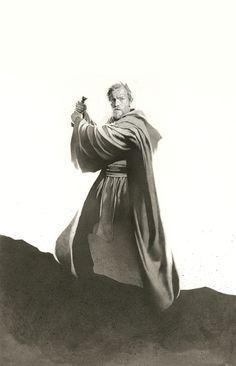 Obi-Wan Kenobi - Star Wars - Travis Charest