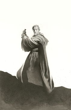 Obi-Wan Kenobi - Star Wars - Travis Charest