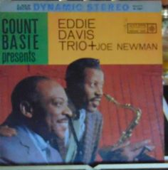 Count Basie Presents Eddie Davis Trio & Joe Newman Lp Near Mint #ContemporaryJazzJazzFunkFusionJazzInstrument