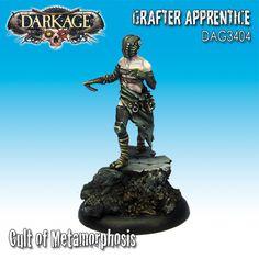 Image result for Dark Age: SkarrdGrafter Apprentice-MM