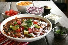 Chicken Tortilla Soup - I've never made it before, but I'm trying it tonight. Yes, we eat soup in the summertime. I've found various recipes similar to this one. Does anyone have a special ingredient or anything else to add or omit? I know that I'm going to also use corn and hominy..