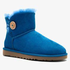 UGG? Australia Olsen Suede Moccasin Slippers | Bloomingdales