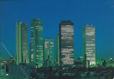 Alone Together - coloursteelsexappeal:   Shinjuku, Japan; 1980s
