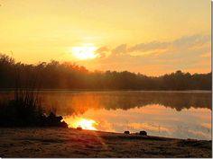 Lake Naomi - Pocono Mountains