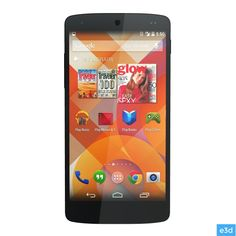 Google Nexus 5 for Element 3D by store.cgduck.pro