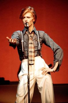 David Bowie!..