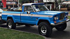 Jeep Wrangler Pickup, Jeep Pickup Truck, Jeep 4x4, Cool Jeeps, Cool Trucks, Vintage Trailers, Vintage Cars, Jeep Wagoneer, Old Jeep