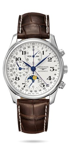 Watch The Longines Master Collection L2.673.4.78.3