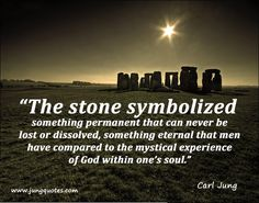 """Perhaps crystals and stones are especially apt symbols of the Self because of the """"just-so-ness"""" of their nature.Many people cannot refrain from picking up stones of a slightly unusual …"""