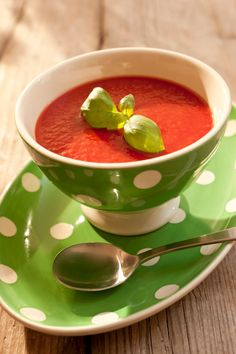 Healthy Roasted Tomato Soup