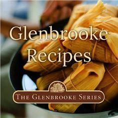 FREE e-Cookbook: 13 Glenbrooke Recipes! {by Robin Jones Gunn} #recipes #cookbooks