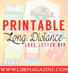 We've taken the time to create the ultimate list of 30 DIY LDR Gift ideas that are SUPER simple to make and absolutely PERFECT for long distance couples!