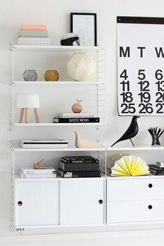 string hylle kjøkken - Google-søk