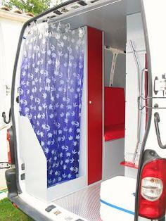 Camping Guide For Beginners Key: 8097492287 Motorhome, Camper Van Shower, T4 Camper, Minivan Camping, Sprinter Conversion, Van Dwelling, Van Car, Camping Guide, Campervan