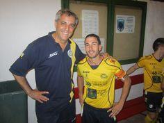 El capitán Julio sella su renovación con el Colegios Arenas Gran Canaria